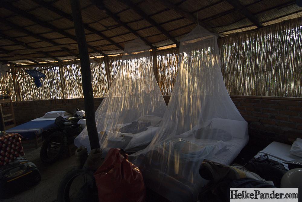 Schlafssal, Bushman's Baobab, Malawi