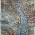 Baobab, Pastellkreiden, Heike Pander