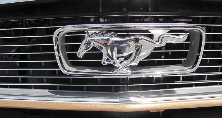 Mustang, Technoclassica, Essen, 2015