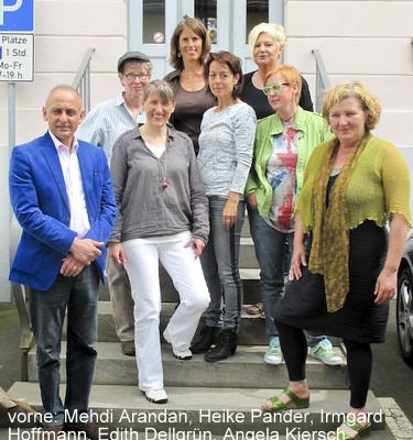 Neue KünstlerInnen, BBK Bonn Rhein-Sieg, 2015