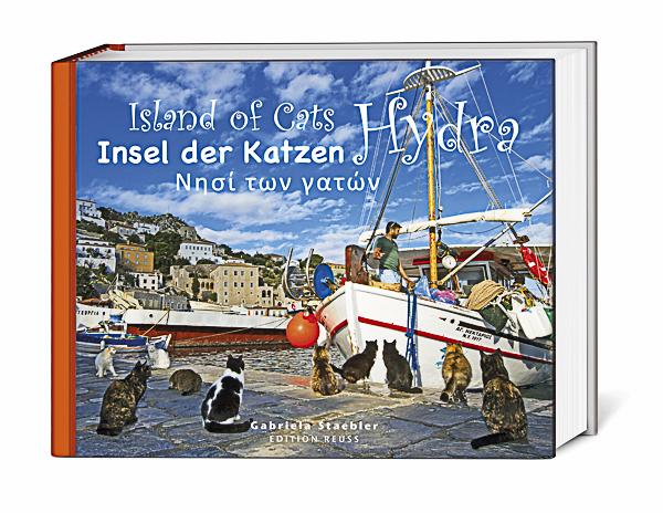 Insel der Katzen, Gabriela Staebler