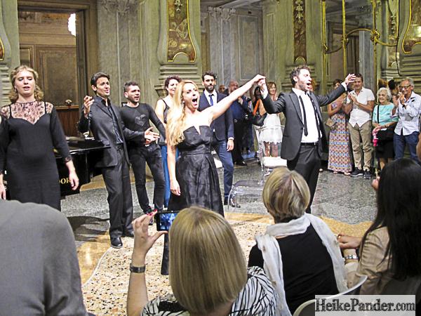 Arie, Festa dell Opera, Brescia