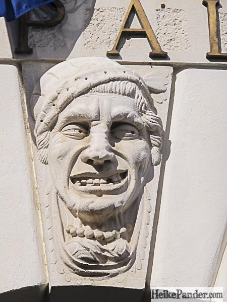 Architekturdetail, Brescia