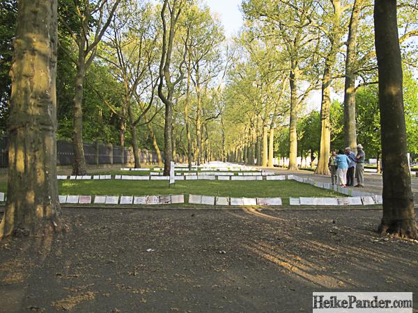 Sammelgräber, Treptower Park