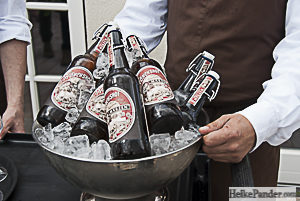 Bierverkostung Schloss Reichmannsdorf, Heike Pander