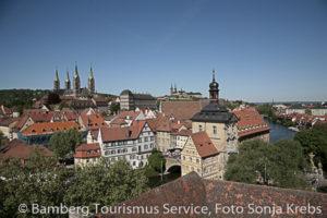Scenic View of Bamberg