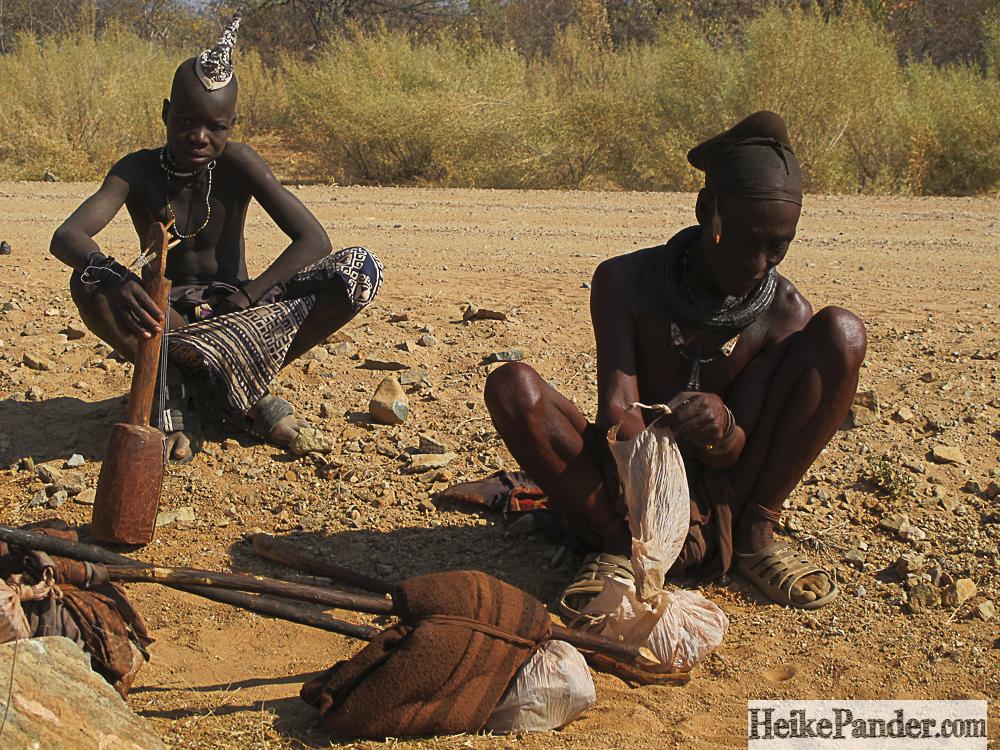 Himba, Namibia