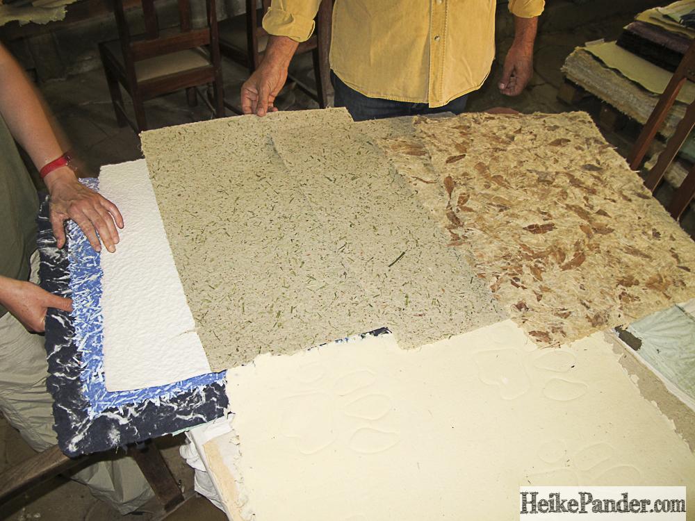Mapepa, Handmade Paper, Harare