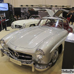 Mercedes, Technoclassica, Essen, 2015