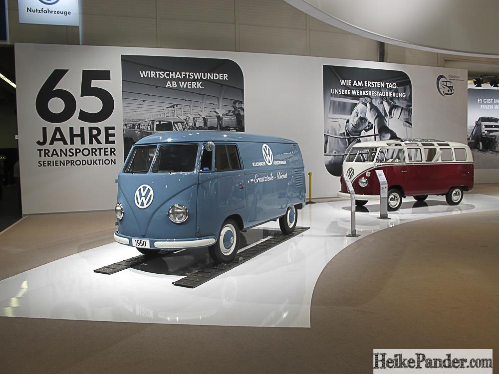 VW, Technoclassica, Essen, 2015