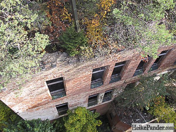 Baumkronenpfad, Beelitzer Heilstätten
