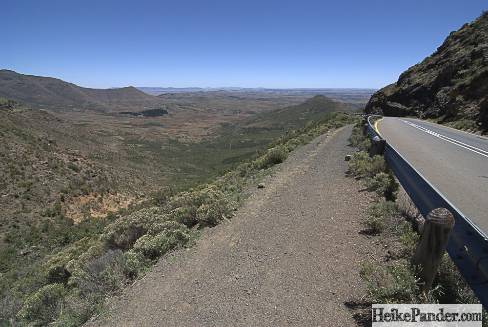 Bushman's Pass, Lesotho