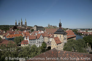 Scenic View of Bamberg