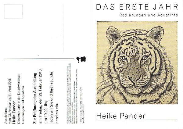 Einladung Ausstellung Lithowerkstatt