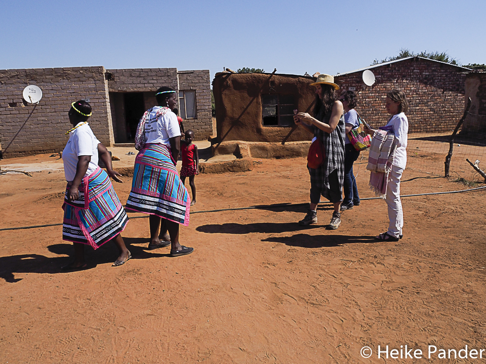 Zwigodini Village, Limpopo Province, South Africa, © Heike Pander