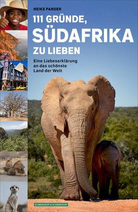 Buch 111 Gründe, Südafrika zu lieben