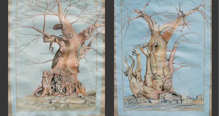 """""""Nahe Bilder - Ferne Horizonte"""" - Ausstellung des BBK Bonn-Rhein/Sieg im Künstlerforum Bonn"""