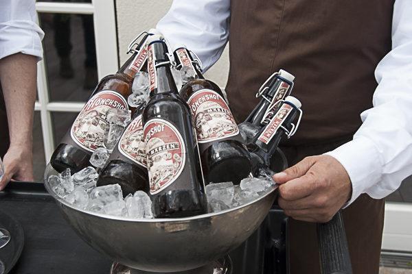 Bierverkostung auf Schloss Reichmannsdorf, Heike Pander
