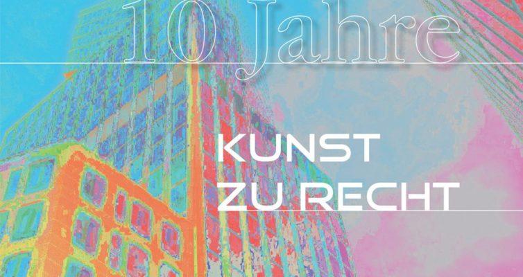 """""""Kunst zu Recht"""", Einladung, Wien"""