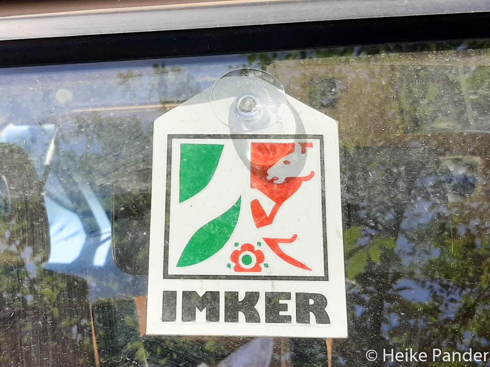 """Imkerauto"", ©Heike Pander"